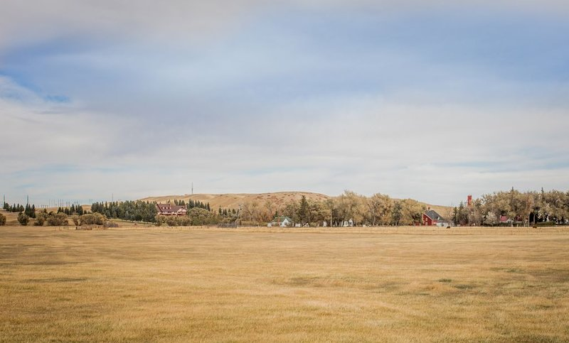 Stay at the Historic Wyoming Hereford Ranch Minutes from Downtown Cheyenne, holiday rental in Cheyenne
