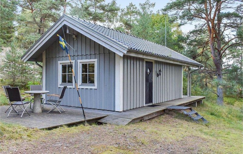2 Zimmer Unterkunft in Yngsjö, location de vacances à Everöd