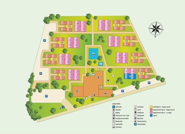 Appartement mit 4 Schlafplätzen, 1 Badezimmer und Terrasse, vacation rental in Den Hoorn