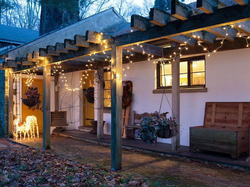 Mountain House -  A private rustic oasis with goats!, location de vacances à New Hope