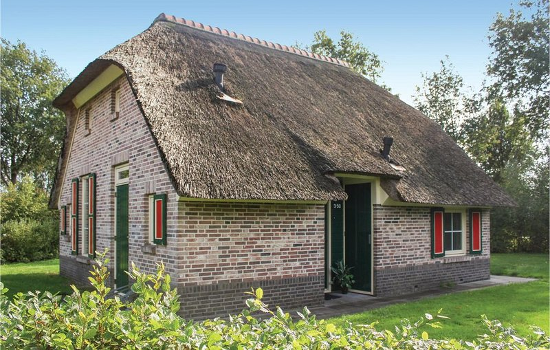 3 Zimmer Unterkunft in Den Ham, holiday rental in Lemele