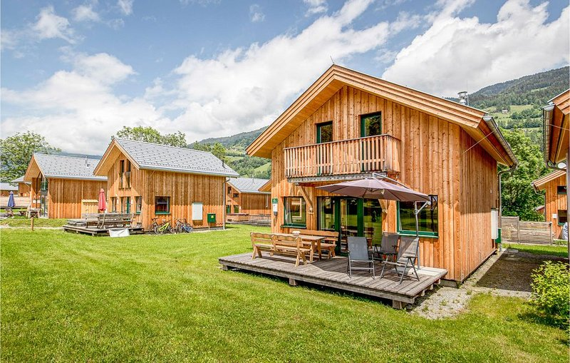 4 Zimmer Unterkunft in St.Georgen am Kreischb., aluguéis de temporada em Sankt Lorenzen ob Murau