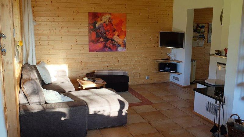 Willkommen im Ferienhaus Oybiner Hütte!, holiday rental in Oybin