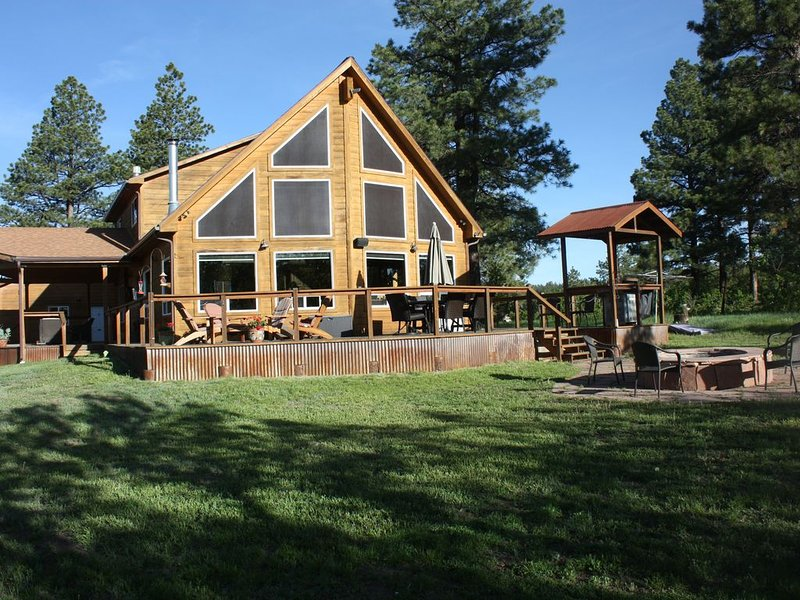 Mountain Home Getaway -  Beautiful Rural Setting, casa vacanza a Mancos