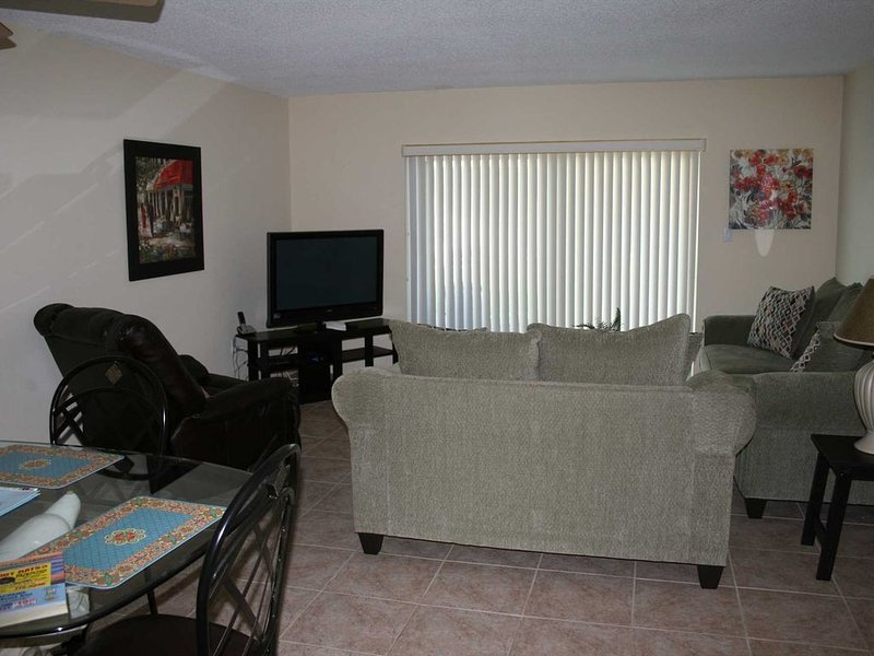 (120) Ocean/Courtyard View Townhouse with Garage, holiday rental in Indialantic