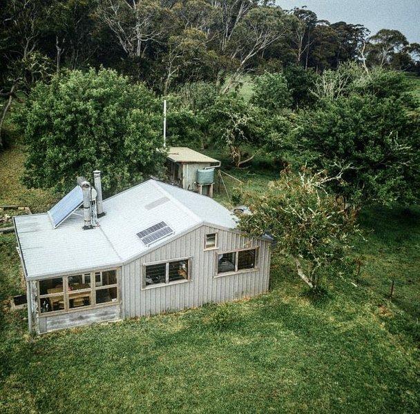 Hernani Wilderness Hut: WeilHouse Living, alquiler de vacaciones en Dorrigo