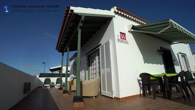 Bungalow/apto. Tenerife Sur, vacation rental in San Miguel de Tajao