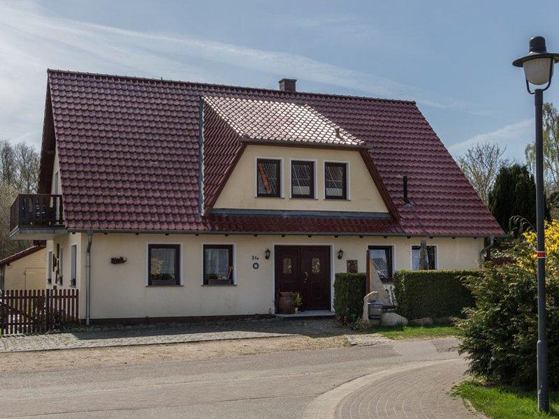 Dat Koggenhus Urlaub auf Rügen für 2, casa vacanza a Lauterbach