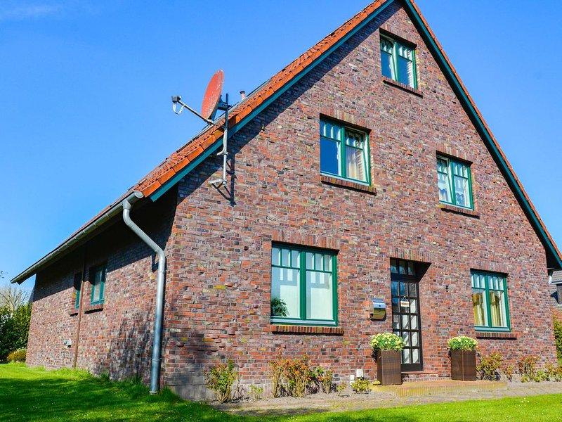 Appartementhaus Nolting Wohnung Untergeschoss 45qm, location de vacances à Neuharlingersiel