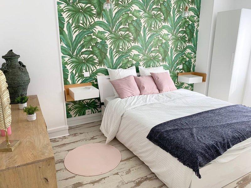 Bel appartement quartier historique 6 personnes, location de vacances à Biéville-Beuville