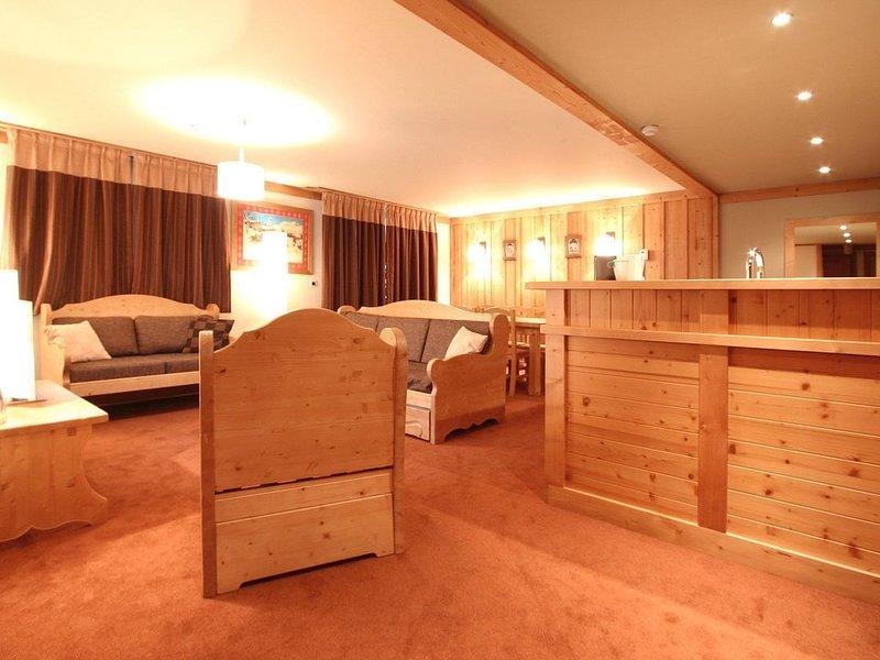 Les 2 Alpes Appartement de standing  classé 3* de 86m² au pied des pistes, alquiler vacacional en Mont-de-Lans
