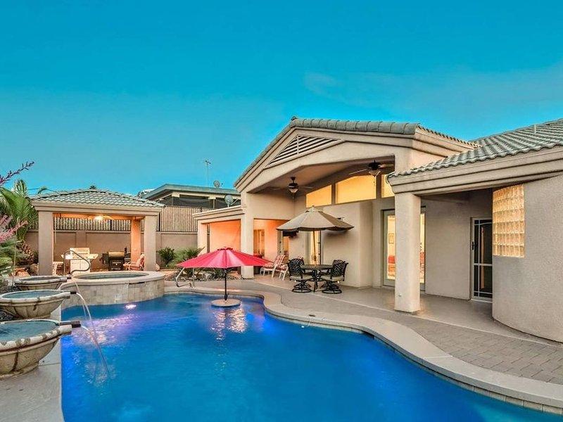 Casa Ranchito - 4BR/4BA Pool and Hot Tub, holiday rental in Topock