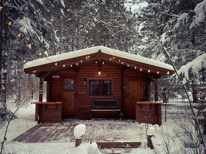 Fancy Fireflies - Charming studio cabin amidst the trees right on Lake Hayward!, location de vacances à Springbrook