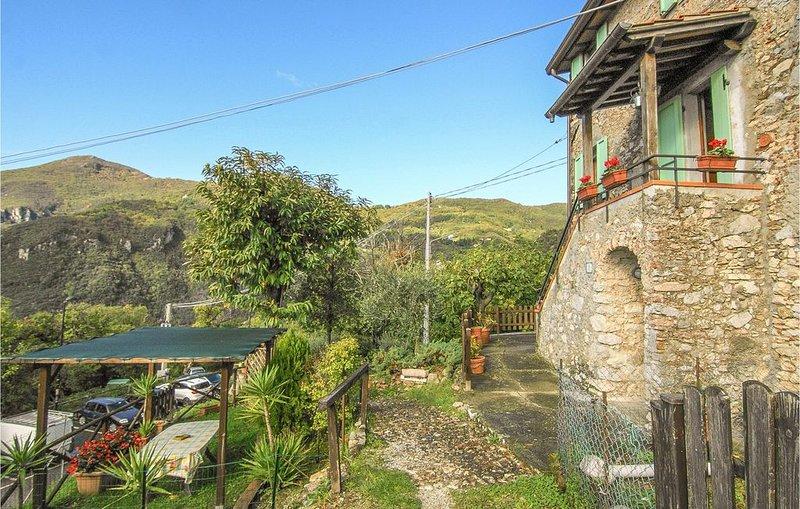 2 Zimmer Unterkunft in Metato Camaiore LU, holiday rental in Stazzema