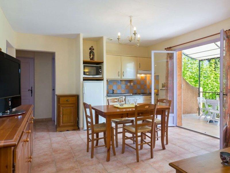 F2 – Appartement pour 2 à 4 personnes - entre Gorges du Verdon et St Tropez !, aluguéis de temporada em Chateaudouble