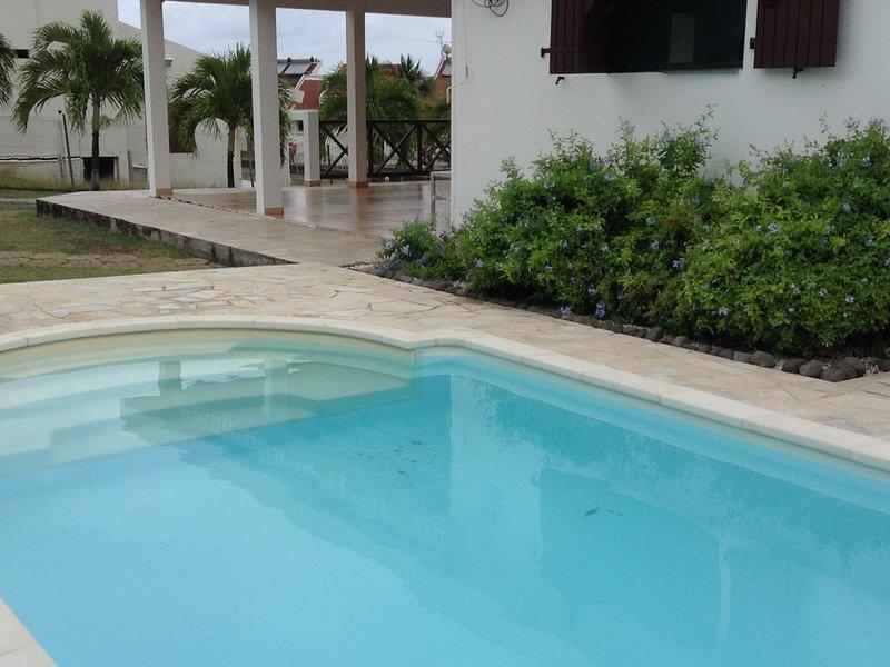 Belle maison de vacances familiale, alquiler de vacaciones en Le Vauclin