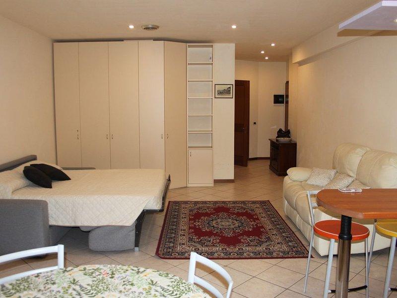 Apartment Fabbroni Guest House moderno appartamento a 10 min dal centro storico., casa vacanza a Vitolini