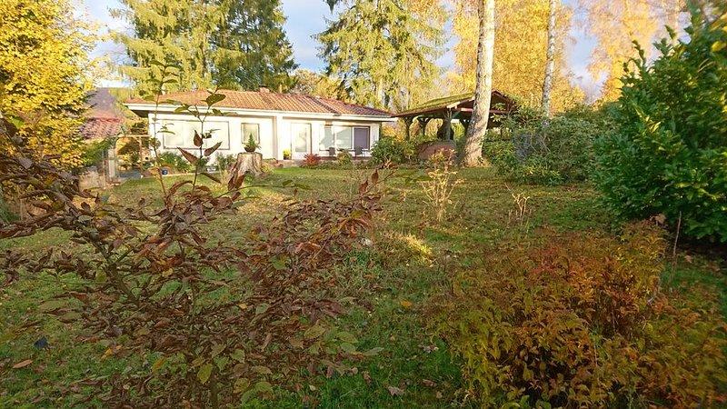 Ferienhausanlage Hilkenberg Haus 2, mitten in der Natur- romantisch und ruhig, vacation rental in Delliehausen