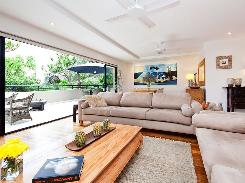 Avalon Breeze - 100 metre walk to Avalon Beach, holiday rental in Bilgola