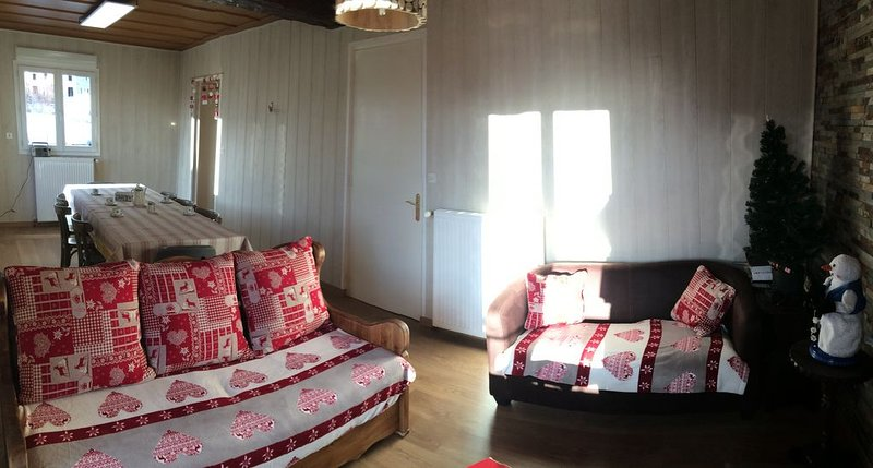 Maison Familiale de Cerdagne, holiday rental in Estavar