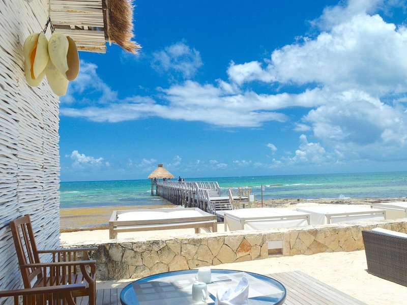Vidanta Riviera Maya Mayan Palace 2 Bedroom, holiday rental in El Hijo Prodigo