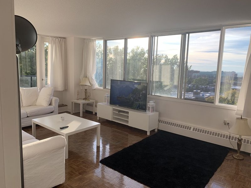 Luxurious and spacious apartement, vacation rental in Westmount