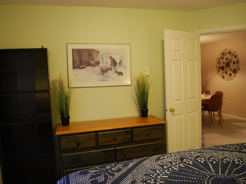 Mt Washington Ski In/Out 1 Bedroom, holiday rental in Comox Valley