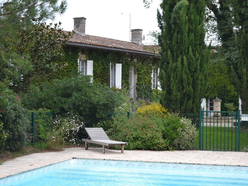 Les vignes de Camperos, holiday rental in Noaillan