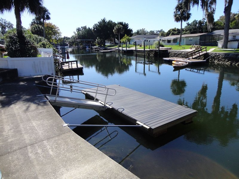 Fun for all Hu-manatee!, holiday rental in Crystal River