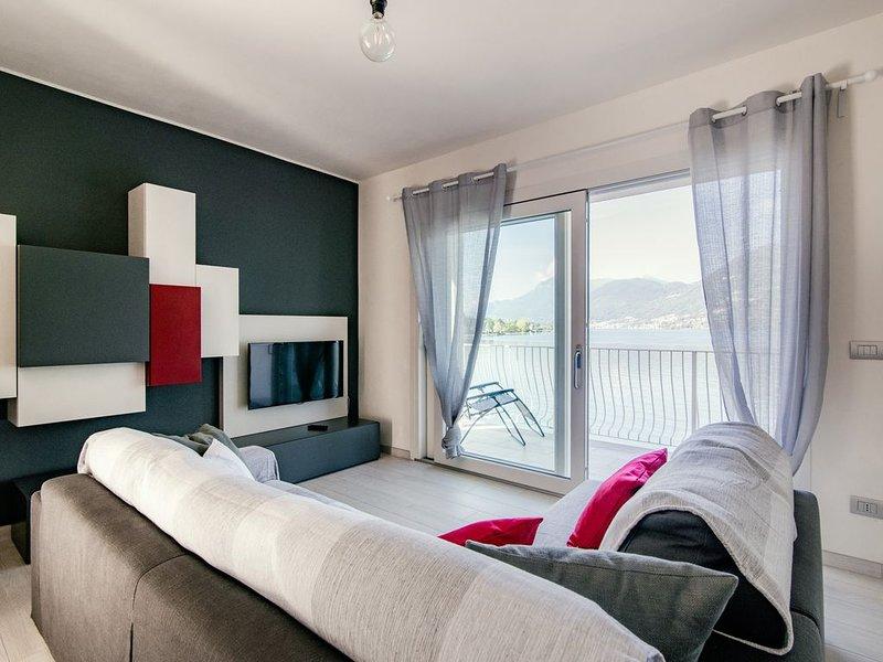 La casa del lago - Ground floor, holiday rental in Dervio
