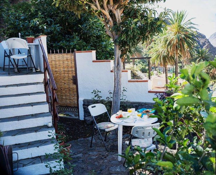 CASA SOTEA  Gemütliches kanarisches Ferienhaus/ ruhige Lage im oberen Tal, holiday rental in Vueltas