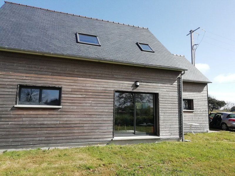La maison écologique du Cap Fréhel, vacation rental in Plevenon