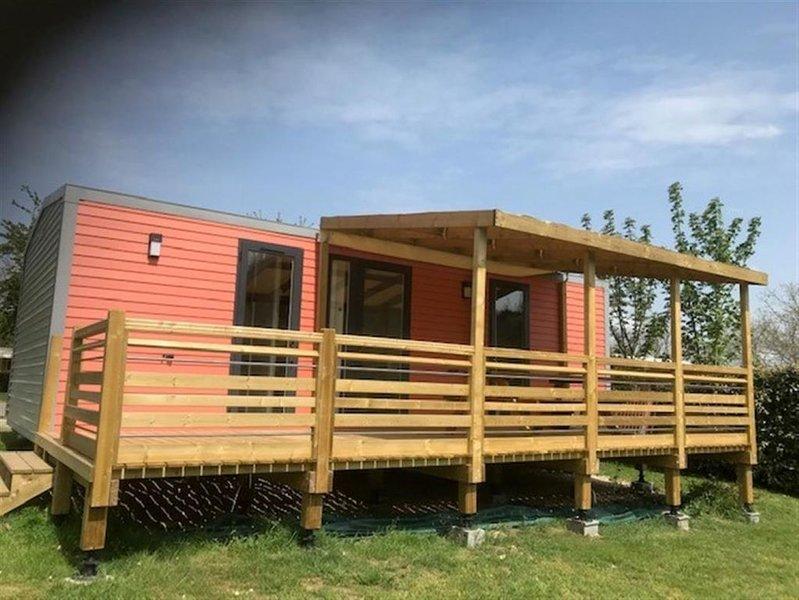 Cottage Premium 2 chambres, vacation rental in Arzano
