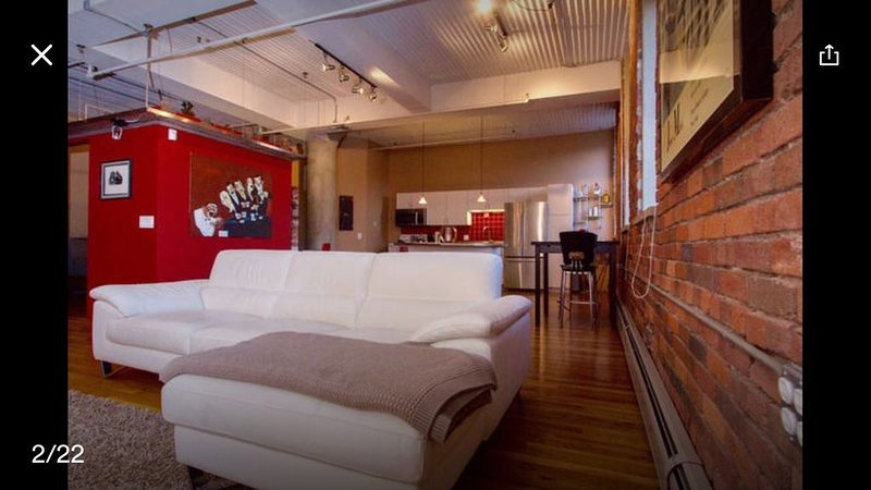Gorgeous loft Downtown Denver next to Coors Field, vacation rental in Denver