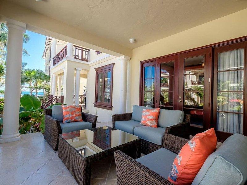 502 - 1st Floor Ocean View Suite, holiday rental in Xcalak