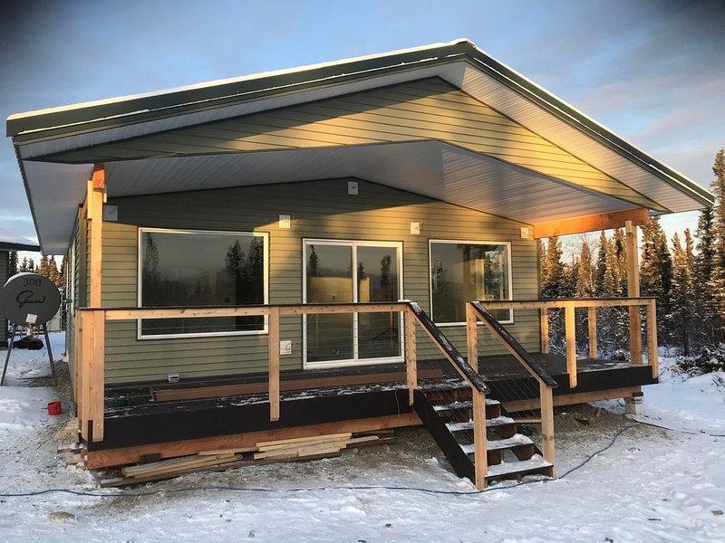 Now taking reservations for the  2020 season in a  'Newly Built Cottage', location de vacances à Parc national et réserve de Denali