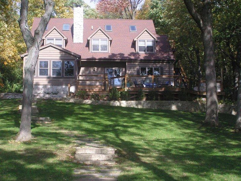 Sugar Loaf Lodge at Green Lake, location de vacances à Green Lake