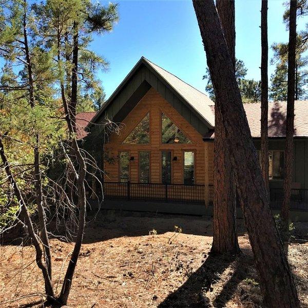 Scenic Pines - Prescott Cabin Rentals, alquiler vacacional en Mayer