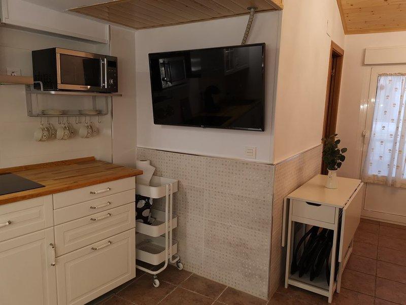 Bonito Duplex sitiado en centro histórico de Zaragoza al lado del Pilar, holiday rental in Bagues