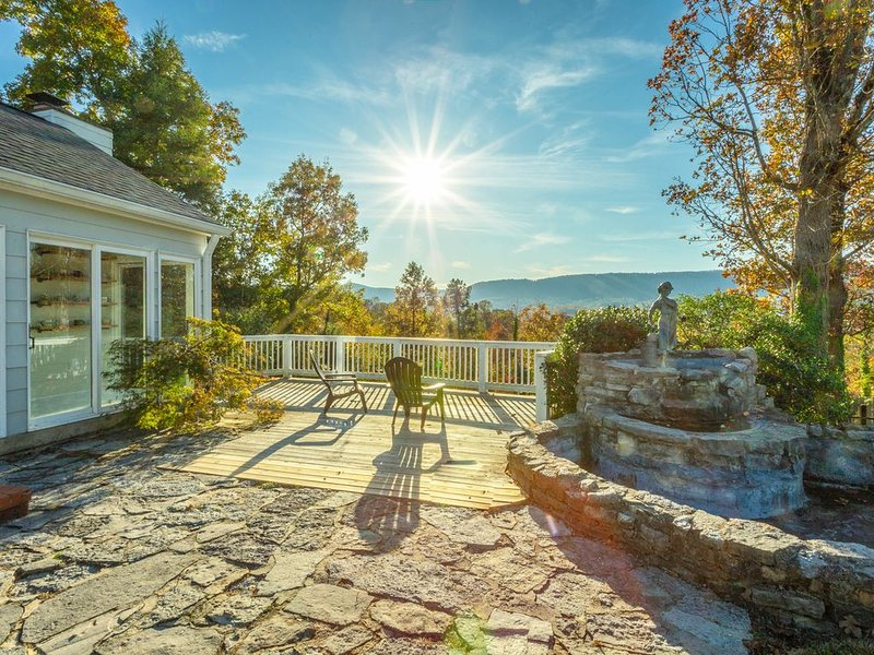 Grand View of Lookout Mountain, vakantiewoning in Chickamauga