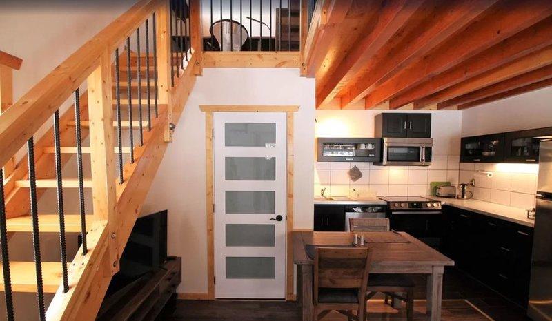 Red Cariboo Resort –  a new holiday destination in Canada BC - Deluxe Apartment, aluguéis de temporada em Chilcotin District