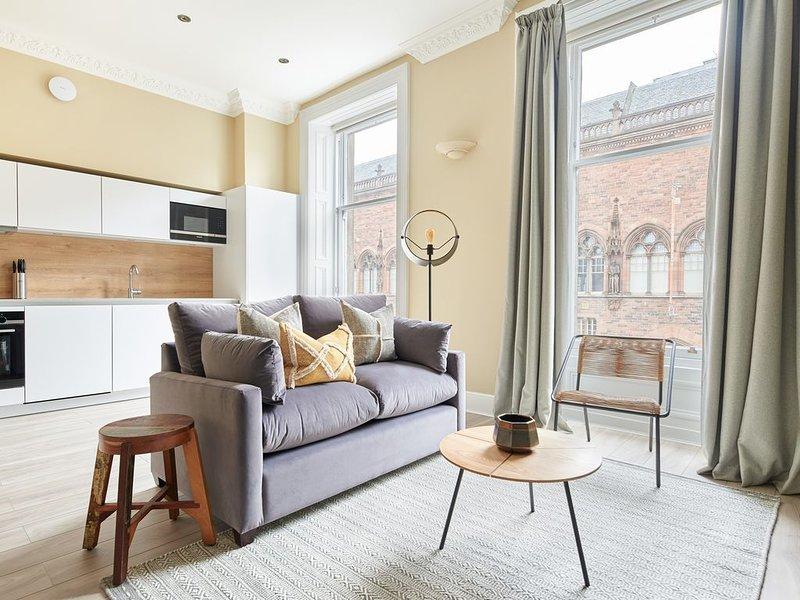 Sonder | Royal Garden Apartments | Beautiful 2BR, vacation rental in Edinburgh