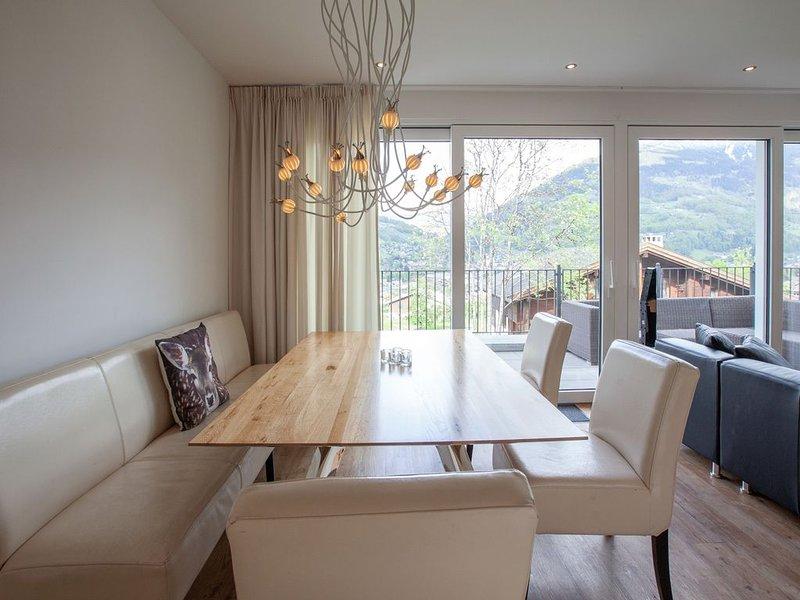 3310 Living Patrizia im Montafon | Drei Türme 10, holiday rental in Tschagguns
