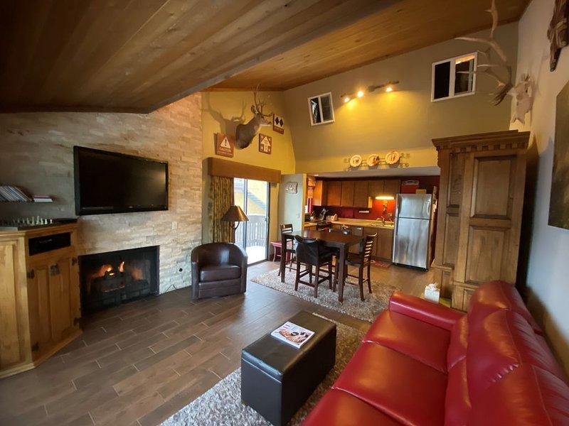 Vail Village 2 Bedroom Condo, vacation rental in Vail