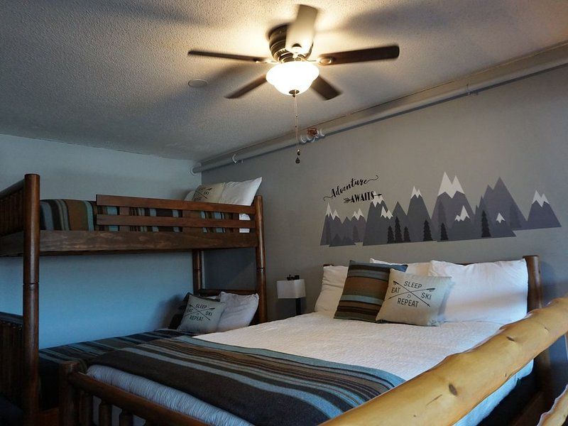 Northern Adventures Hideaway at Caribou Highlands, holiday rental in Lutsen