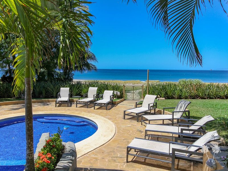 The only beachfront condominiums in Playa Hermosa, Guanacaste, Costa Rica!, holiday rental in Playa Hermosa