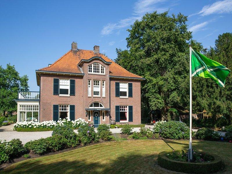 Prachtige villa in de groene Achterhoek, casa vacanza a Eibergen