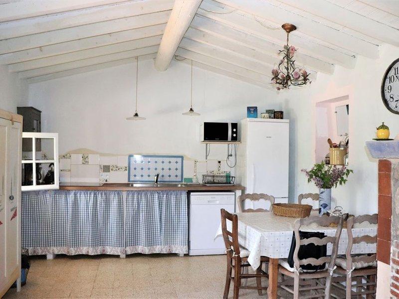 Maison de charme dans site méditerranéen exceptionnel, location de vacances à Cotignac