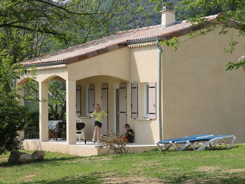 DOMAINE DU VERNADEL VOLCAN, vacation rental in Saint Michel de Boulogne