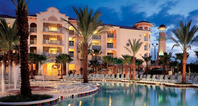 Marriott Grande Vista - Christmas Week !  2 BR -Sleeps 8 ( Dec 25 - Jan 1) 7days, holiday rental in Bay Lake